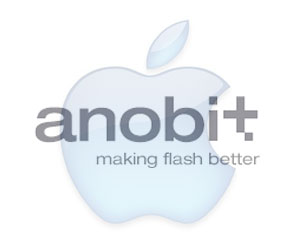 Apple y Anobit