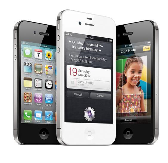 El iPhone 4S sale a la venta en España