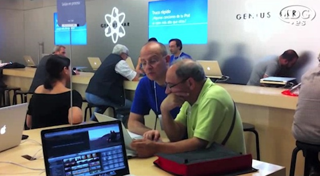 Apple renueva sus Apple Store