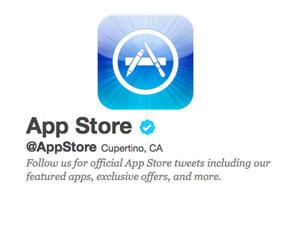 Apple abre cuentas en Twitter y Facebook
