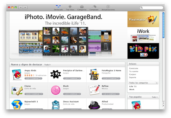 Mac App Store Mac