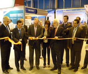 Inauguración SITI/asLAN 2012