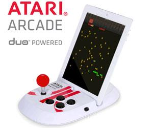 Atari Arcade Duo Powered Juegos Retro en tu iPad e iPad 2