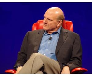 Steve Ballmer, consejero delegado de Microsoft
