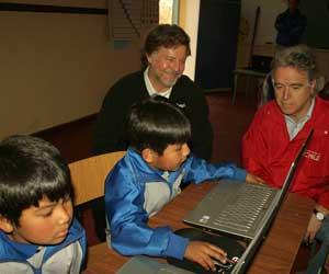Internet rural en Chile