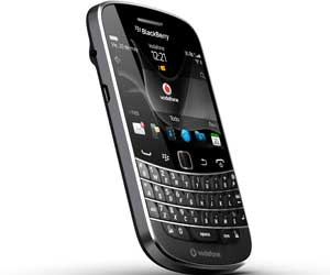 smartphones RIM blackberry