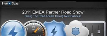 Blue Coat EMEA partner roadshow