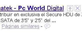 Búsqueda Wiki de Google