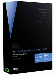 CA Internet Security Suite Plus 2010