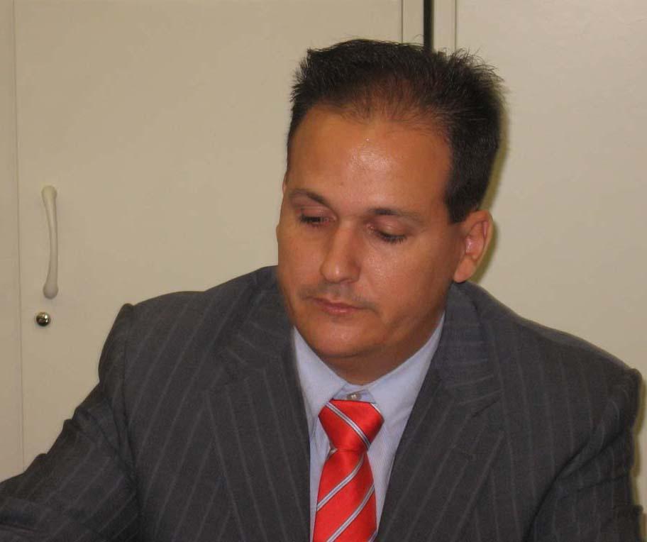Carlos Ventura, director Telecomunicaciones Ayuntamiento Rivas-Vaciamadrid