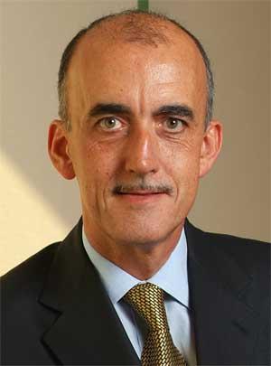 Casimir Alonso, consejero delegado de Océ España