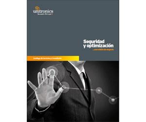 Catalogo servicios de seguriad y optimización Unitronics