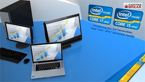 V&iacute;deo 3&ordf; Gen Intel Core vPro