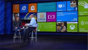 CES 2012: Microsoft se centra en Windows 8 y Kinect