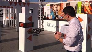 CES 2012: Parrot actualiza su AR Drone, ahora con cámara HD