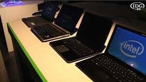 CES 2012: así son los ultrabooks de Intel