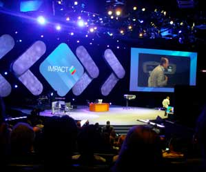 John Chambers en el Cisco Partner Summit 2011