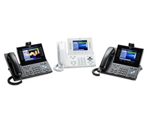 Cisco Unified IP Phone 990 y 8900