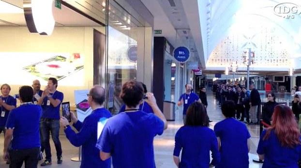 El nuevo iPad llega a España