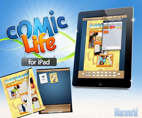 Comic Life iPad