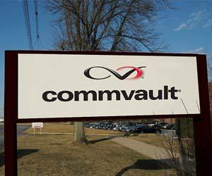 CommVault programa de partners