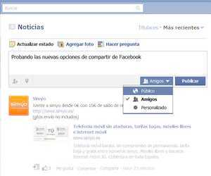 Facebook intenta acercarse a Google+