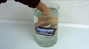 Motorola Defy, el smartphone sumergible