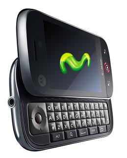 Dext de Motorola con Movistar Telefónica