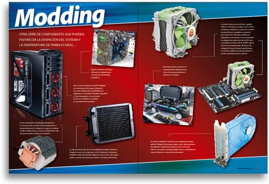 Especial PC World el PC de tus Sueños modding
