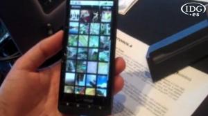 Droid X de Motorola disponible en Estados Unidos
