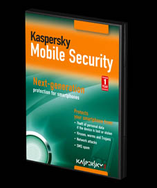 Kaspersky Mobile Security 8..0