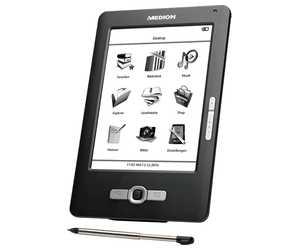eBook Medion con pantalla táctil
