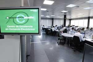 Instalaciones eCommerceStudio de IECISA en Alcobendas (Madrid)