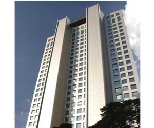 Edificio de Telefónica en Brasil