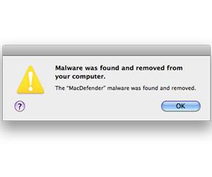 Elimina MacDefender