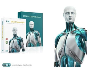 ESET Smart Security NOD32 Antivirus 6