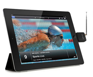 TV móvil de abertis en el iPad