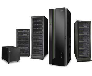 IBM mercado servidores