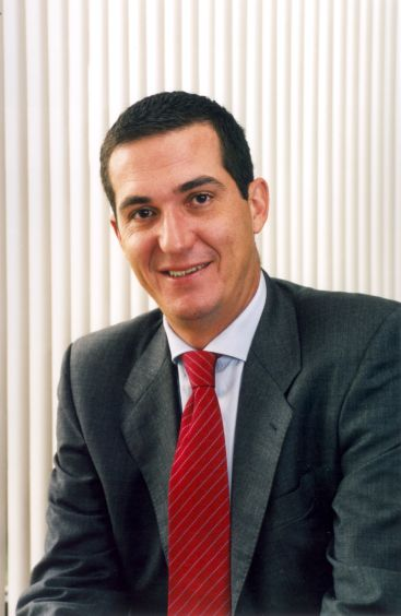 Federico Guillén (presidente de Alcatel-Lucent Iberia)