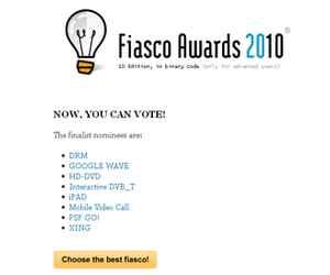 Fiasco Awards