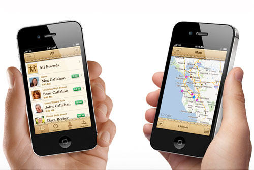 Localiza a tus contactos con Find My Friends para iOS 5