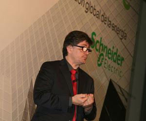 Francisco Juan, director técnico de arquitecturas de Schneider