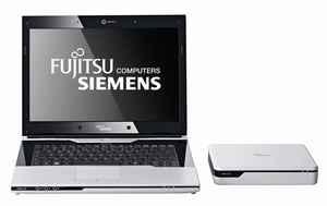 Fujitsu Siemens Amilo Sa3650 con Graphic Booster