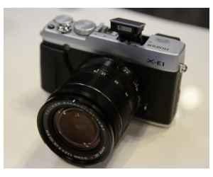 senor de alta sensibilidad Fujifilm y Panasonic