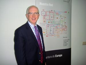 Gareth Williams, CEO de Interoute