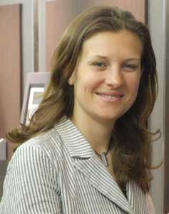Georgina Parés, directora de Singular-Tech y adjunto a la dirección general del Grupo SPEC