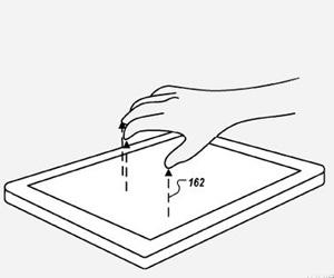 Patente Gestos 3D iOs 5