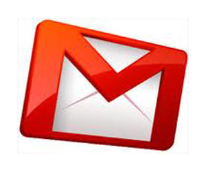 gmail google  aplicación blackberry