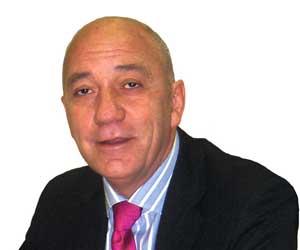 Gonzalo Sierra, director de canal de Oki Printing Solutions