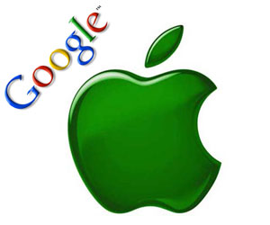 Google y Apple